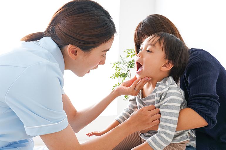 お子様の歯を守るお手伝いします