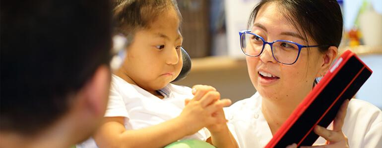 小児・障がい者診療